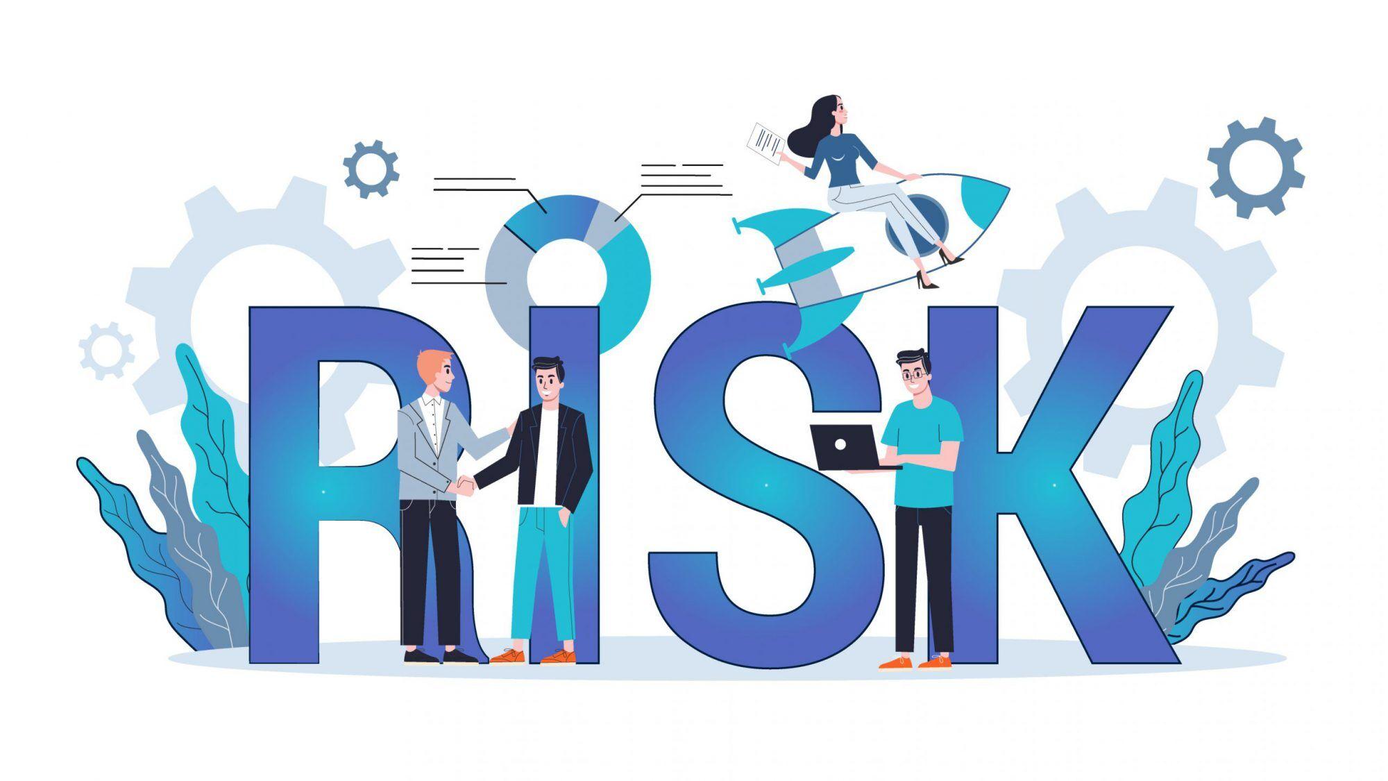 Digital Risk Illustration